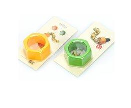 Komkommer Courgette Cutter Dunschiller Koken Gadgets Keuken Tool Twee Kleuren Fruit Groenten Slicers <br />  JUCESUPER