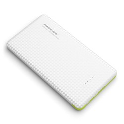 MyXL Echt  PN951 10000 mAh Draagbare Mobiele Power Bank Acculader Ingebouwde Laadkabel Externe Acculader <br />  Pineng