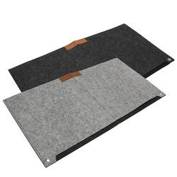MyXL Vergrendeling Rand Muismat Grote Grey Laptop Toetsenbord Mat Computer Bureau Tafel Gaming Muizen Pad Beschermen Pols Warmte Mousepad <br />  S SKYEE