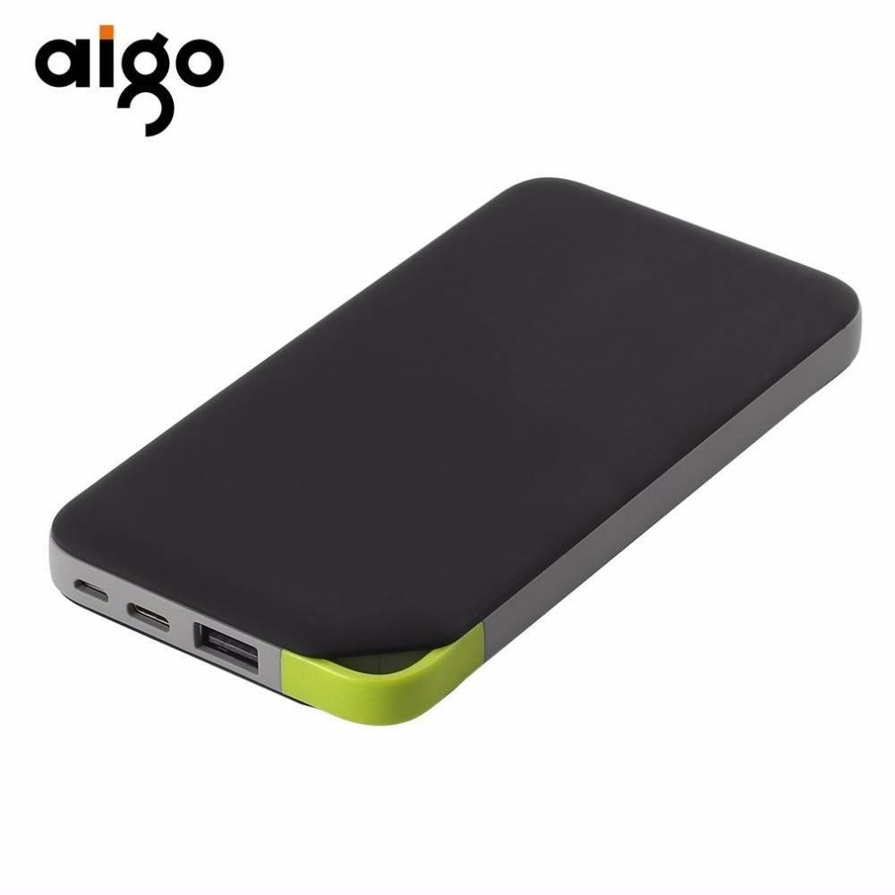 Capaciteit 10000 mAh Portable Power Bank Oplader Backup Externe Batterij voor Smartphones Tablet PC