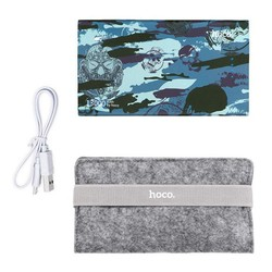 MyXL Original  13000mAh Camouflage Cookie Mobile Power Bank Portable Charger Mobile Power Battery Backup Charger Birthday<br />  Hoco