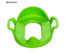 2 Kleuren Baby Wc Trainer Seat Plastic Wc Potties Stoel Verdikte Veiligheid Zuigeling Assistent Wc Training Stoel Baby Care <br />  Mambobaby