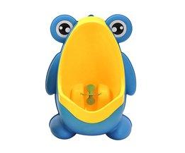 GloedBaby Boy Potje Wc Training Kikker Kinderen Stand Verticale Urinoir Jongens Penico Pee Baby Peuter Wandmontage urinoirs <br />  MyXL