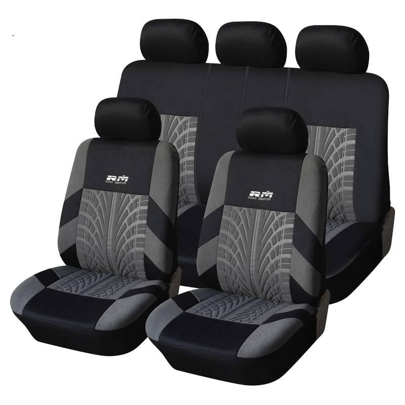 Autostoel Cover Polyester Stof Universele Automobiel Stoelhoezen Voor Autostoel Protector Auto Styli
