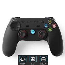 MyXL G3s Serie Draadloze 2.4 GHz Bluetooth 4.0 Controller Gamepad Controle voor Android Smartphone Tablet VR TV DOOS met houder <br />  Gamesir