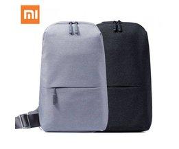 MI Rugzak Urban Leisure Borst Pack Bag Mannen Vrouwen Kleine Size Schouder Type Unisex Rugzak Backpack Tassen Laatste <br />  Xiaomi