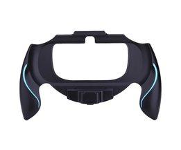 Anti-slippen Comfortabele Joypad Bracket Holder Handvat Handgreep Case voor Sony psv1000 Psvita PS Vita PSV 1000 Gamepad HandGrip <br />  ALLOYSEED