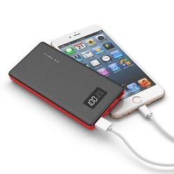 MyXL PINENG Power bank voor xiaomi Mi Power Bank Ultra Slanke 10000 mAh Powerbank voor iPhone 6 7 8 redmi 4x Mobiele Telefoon Externe batterij <br />  MyXL