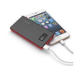 PINENG Power bank voor xiaomi Mi Power Bank Ultra Slanke 10000 mAh Powerbank voor iPhone 6 7 8 redmi 4x Mobiele Telefoon Externe batterij <br />  MyXL