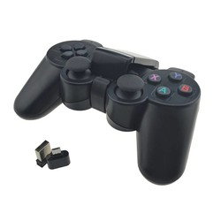 MyXL Draadloze Gamepad PC Voor PS3 Android Telefoon TV Box 2.4G draadloze Joystick Joypad Game Controller Afstandsbediening Voor Xiaomi OTG Smart telefoon <br />  TECTINTER