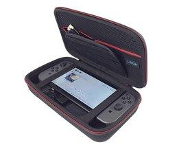 Liboer Console Draagtas voor Nintendo Switch Console BN33 BN33P  MyXL