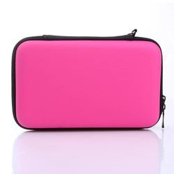 MyXL Voor Nintend 3DS Case EVA Huid Carry Hard Case Zakje voor Nintendo 3DS XL LL met Strap 2 Kleuren <br />  ALLOYSEED