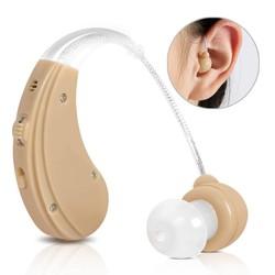 MyXL Oplaadbare AHO Gehoorapparaat voor Ouderen/Gehoor verlies Geluidsversterkers Oor Care Tools 2 Kleur Verstelbare Hearing Aids <br />  Cofoe