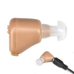 MyXL Axon K-88 Ear Gehoorapparaten Mini Onzichtbare Geluidsversterkers Oplaadbare Gehoor Aider met Verstelbare Tone voor Ouderenzorg <br />  XINGMA