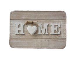 Thuis stijl print deurmat antislip vloermat pad keuken kamer carpet matten tapis pastorale wateropname mat <br />  MyXL