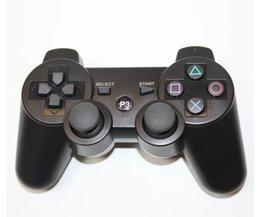 2.4 GHz Draadloze Bluetooth Draadloze Game Controller Gamepad Afstandsbediening Draadloze dubbele trillingen Voor Sony Playstation 3 PS3