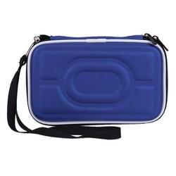 "MyXL Zwarte Draagbare Hard Carry Case Cover Tas Rits EVA Draagtas Cover Pouch 2.5 ""HDD Externe Harde Schijf Beschermen Box"