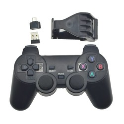 MyXL Android Draadloze Gamepad Voor Android Telefoon/PC/PS3/TV Box Joystick 2.4G USB Joypad Game Controller voor Xiaomi Smartphone