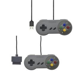 MyXL Classic Gamepad Voor Nintend SNES USB Retro Super Controller Voor PC Voor MAC Controllers VERZEGELDE Voor Win7/Win8 USB Game Controller