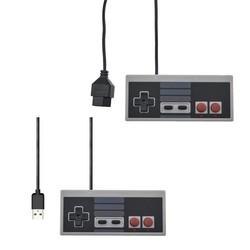 MyXL Klassieke USB Controller Gaming Gamer JoyStick Joypad Voor NES Windows PC Voor MAC Computer Game Controller Gamepad