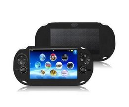 TPU Siliconen gel Zachte Beschermhoes Shell voor Sony PlayStation Psvita PS Vita PSV 1000 Console Full Body Protector Skin Case