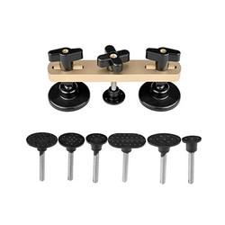 MyXL Truck PDR Verveloos Dent Auto Reparatie Tools Trekken Brug Uitdeuken Hand Tool Set PDR Tool kit Nieuw Ontwerp gold sliver kleur