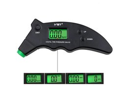 3-150PSI Elektronische Bandenspanning Meter Tester Auto Auto Bike Motorcycle Bandenspanningsmeter Monitor Diagnostic Tool