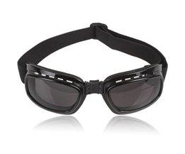 Opvouwbare Winddicht en Stofdicht Retro langlaufen Bril Bril Voor Motorfiets/Skiën motorfiets wild goggles