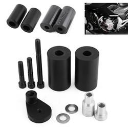 MyXL Motorcycle Frame Sliders Geen Cut Crash Protector Voor Suzuki GSXR600 2001-2003 K1 GSX750 2000-2003 K1 Crash Pad Motorfiets Onderdelen