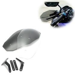MyXL Motorcycle Hand Guard Wind Deflector Protector Shield Voor Harley Voor Honda Custom