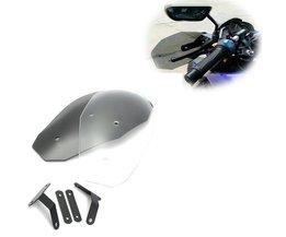 Motorcycle Hand Guard Wind Deflector Protector Shield Voor Harley Voor Honda Custom