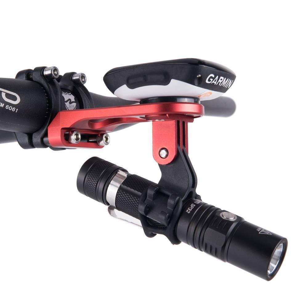 ZTTO MTB Racefiets Computer Camera Houder Stuur Extension fiets stopwatch GPS houder Voor GARMIN Bry
