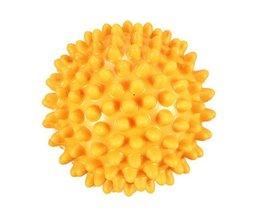 6 cm 9 cm Spiky Massage Bal Hand Voet Lichaam Pijn Stress Stimulator Relief Trigger Punt Gezondheidszorg Sport Toy willekeurige Kleur