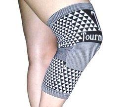 2 stks/1 paarPopulaire Toermalijn Knie Pad Sport Beschermende Knie Zorg voor Artritis Magnetische Knie Ondersteuning Brace