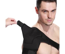 Sport Veiligheid Accessoires Schouder bescherming Elastische Bandage Schouder Ondersteunt Elastische Brace Correctie Riem