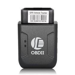 MyXL OBD2 GPS tracker TK206 OBD 2 Real Tijd GSM Quad Band anti-diefstal Trillingen Alarm GSM GPRS Mini GPRS tracking OBD-II auto gps