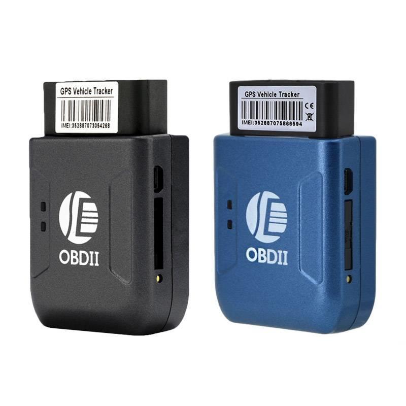 adfa0afdfe782a MyXL OBD2 GPS tracker TK206 OBD 2 Real Tijd GSM Quad Band anti-diefstal  Trillingen