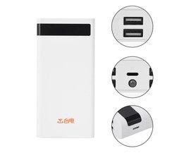 Teclast T200CE 20000 mAh pokeball power bank voor Xiaomi 4 Output 8 Pin Micro USB externe power batterijen voor Oneplus 5 iphone7