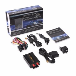 MyXL Auto GPS Tracker Coban TK103A GSM GPRS SMS Tracking Device SOS Geo Hek Afgesneden Olie Power Systeem Deur Open Alarm