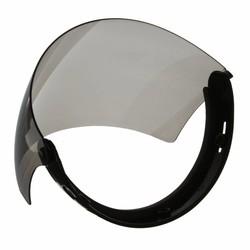 MyXL Retro Helm Shield Lens Capacete Motorfiets Open Helm Vintage Vlucht Helm Voor 3-snap Vizier