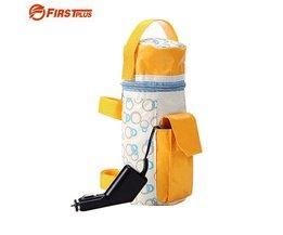 12 V CE Veilig Auto Isolatie Zakken Baby Feed Fles Heater universele Zuigelingenvoeding Melk Thee Drinken Warmer Voor Auto Travel Camping