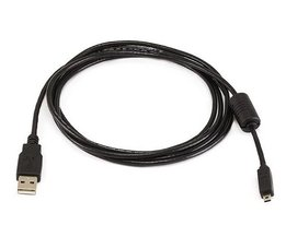 1.2 m 4ft 1.5 m 5ft USB UC-E6 Data/Foto Transfer Kabel koord Lood Draad Voor Nikon Camera D5100/CoolPix 2100/2200/3100