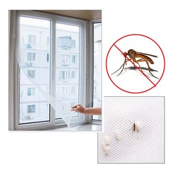 MyXL 200 cm x 150 cm DIY Flyscreen Gordijn Insect Fly Mosquito Insect Window Gaas PTSP