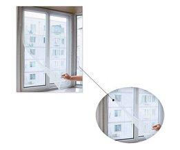 Insect Vliegen Klamboe Window Net Mesh Screen Kamer Gordijn Mosquiteiros Infantis Gordijnen Protector Fly Screen Barraca Infantil