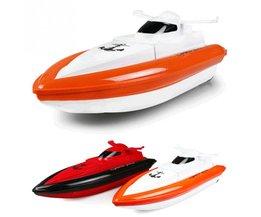 HY800 4ch Waterdichte Mini speed boot 15-20 km/u Speedboot Racing RC Boten Elektrische Model Afstandsbediening Speelgoed