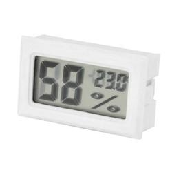 MyXL 1 STKS Mini LCD Digitale Thermometer Hygrometer Temperatuur Indoor Handig Temperatuursensor Vochtigheid Meter Gauge Instrumenten