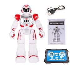Intelligente Programmering Gebaar Sensing Smart Robot Afstandsbediening RC Robot RC Speelgoed voor Kinderen Kids Nieuwjaar Verjaardagscadeau