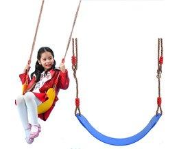 BOHSKinderen Kids Indoor Outdoor Opknoping Speeltuin Tuin Riem Swing Seat Speelgoed
