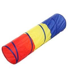 MyXL Drie Kleuren Speelgoed Kruipen Tunnel Kinderen Outdoor En Indoor Speelgoed Buis Baby Spelen Kruipen Games Toegang Tot De Tent