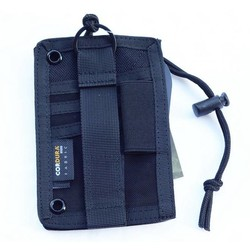 MyXL ROCOTACTICAL Tactische Hals Badge ID Creditcard Pen Pouch Houder Combat Leger Sport Ketting Badge Houder met Keycord